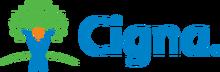 Logotipo Cigna horizontal